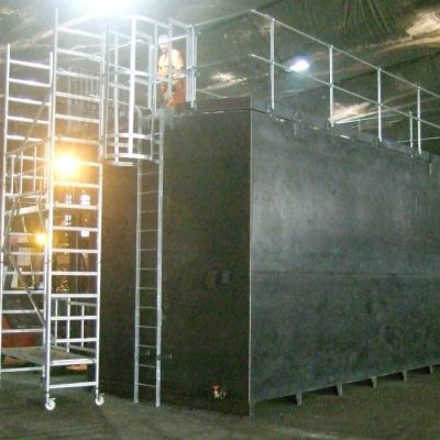 Storage Tank Supply, Installation and Removal Services Image