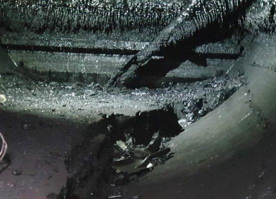Bitumen Tank Cleaning Image