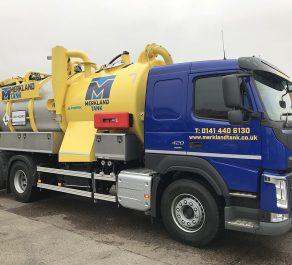 Merkland Tank New ADR Tanker