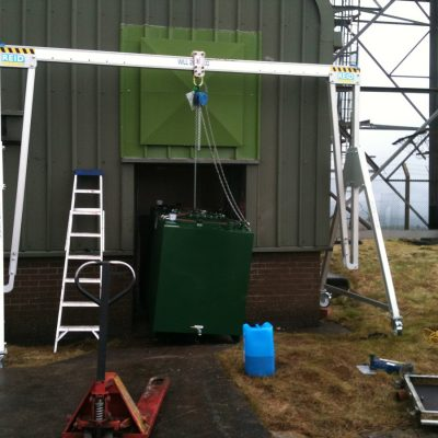 Oil Tank Inspection, Installation and Removal in Scotland and the UK. Image
