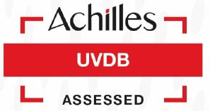 achilles uvdb audit assessed graphic