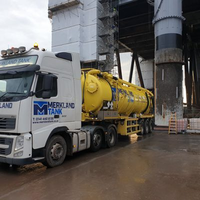 Vacuum Tanker Hire For Liquid, Dry and Hazardous Waste Disposal Image
